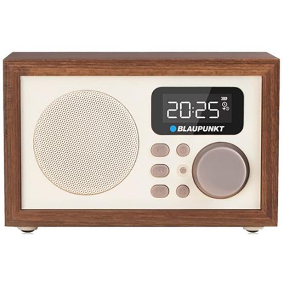 Ξύλινο Ραδιόφωνο Alarm clock Blaupunkt HR5BR