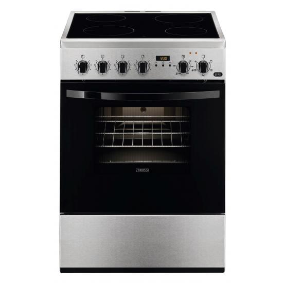Κεραμική Κουζίνα Zanussi ZCV65311XA